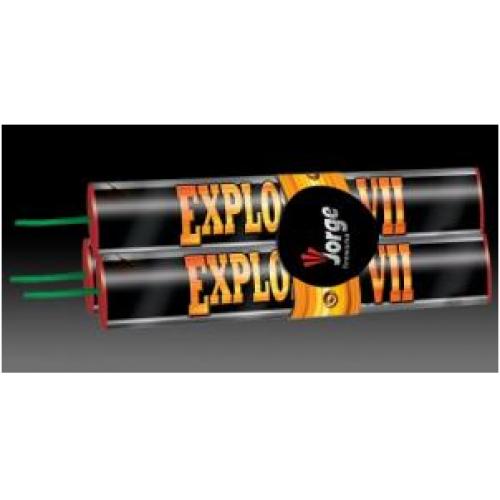 exploziv 7 petarda